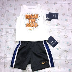 Nike Kids Matching Set 18M